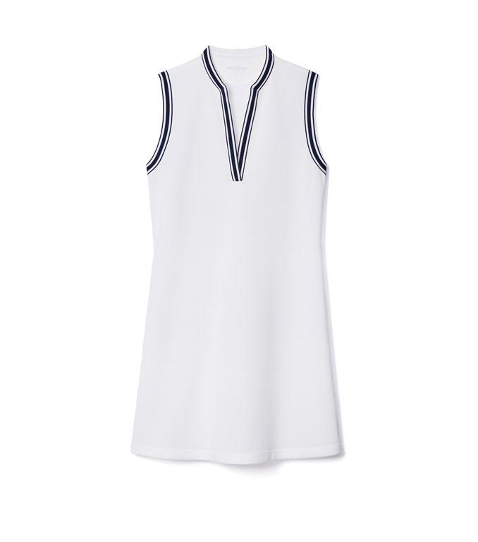 91b1b7e42b009 Tory Sport sleeveless tunic dress // tennis whites $225   Sweat in ...