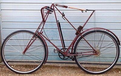 Dursley Pedersen Gents Cycle Fiets Fietsen