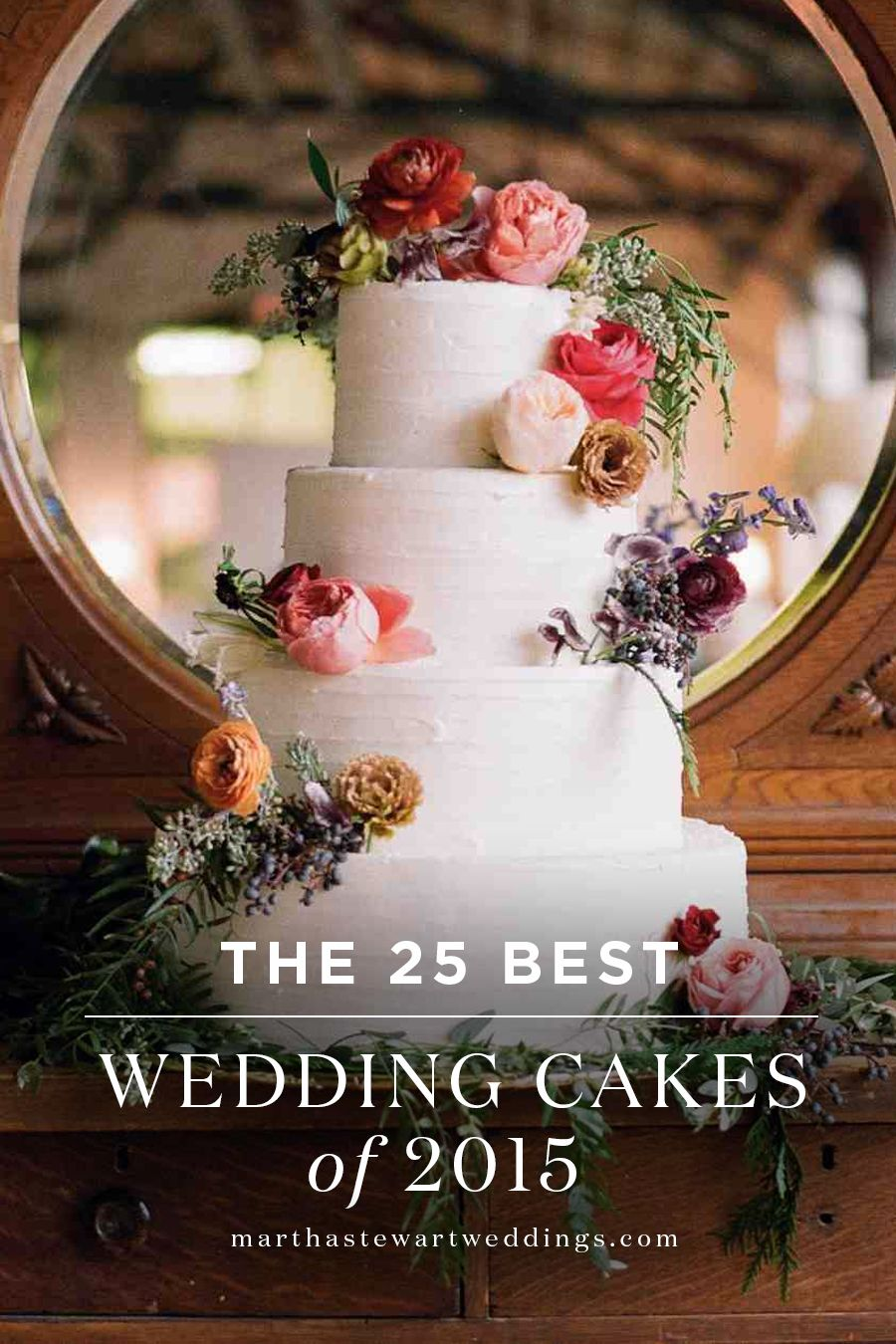 The best wedding cakes martha stewart weddings martha stewart