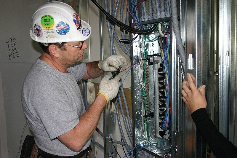 Retrofit Led Recessed Lights Commercial Electrician Journeyman Electrician Electrician