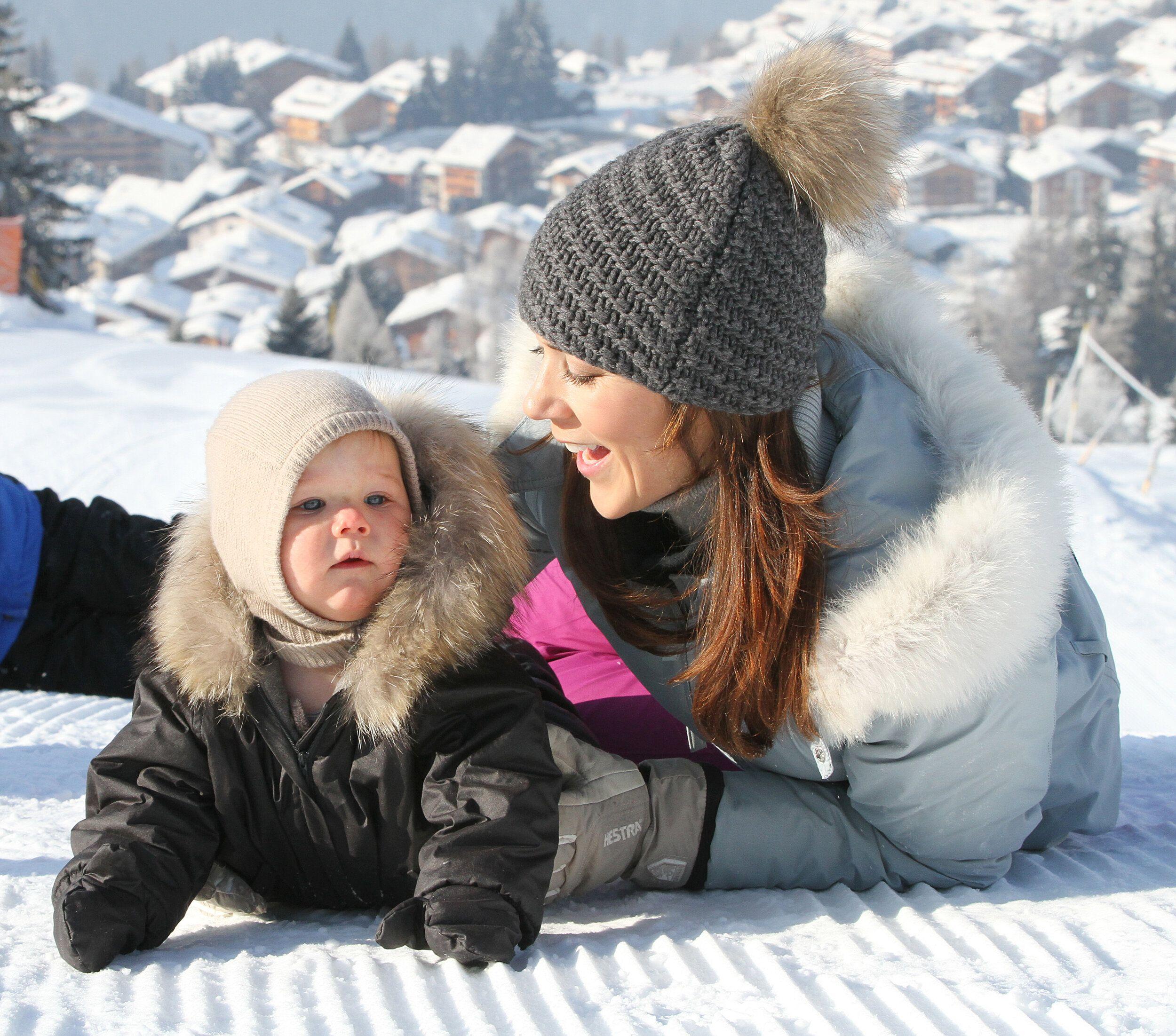Josephine & Vincent: Neue Fotos zum 9. Geburtstag