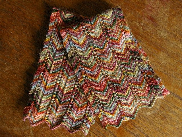 Favorite Scarf Ever by Lisa Bruce via Ravelry - free pattern ...