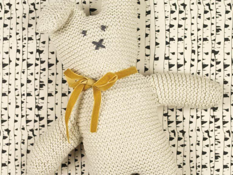 Cottontail Rabbit Handmade Toys Pinterest Free Baby Knitting