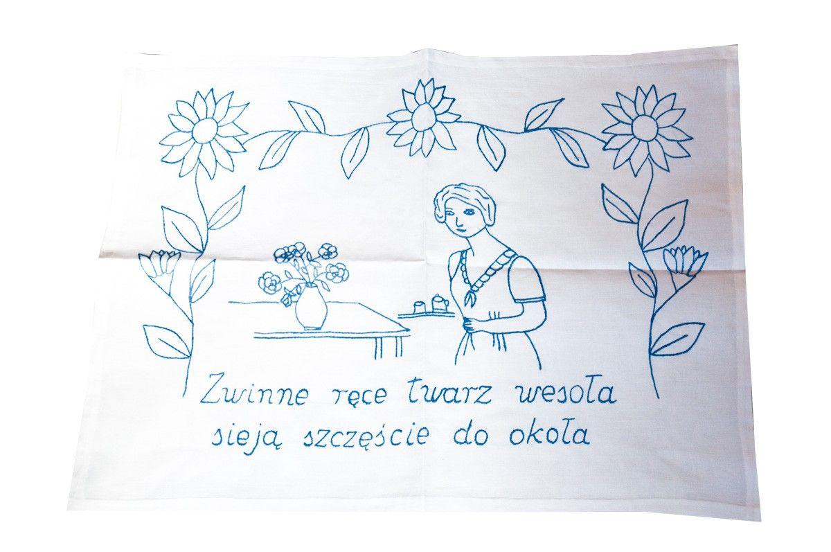 Znalezione Obrazy Dla Zapytania Makatki Ludowe Wzory Tapestry Happy Face Polish Language