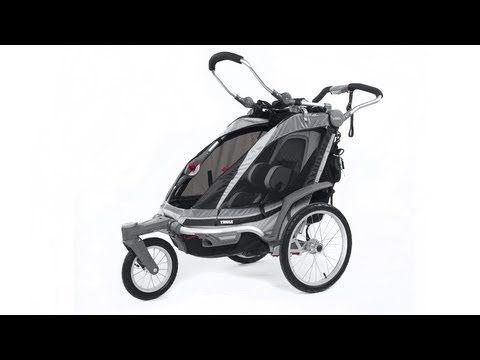Thule Chariot Chinook 2 Thule Mit Bildern Kinderwagen