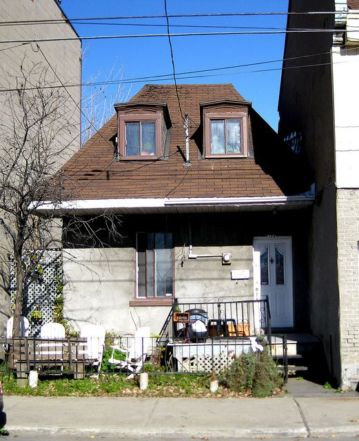 Oldest house in Griffintown.