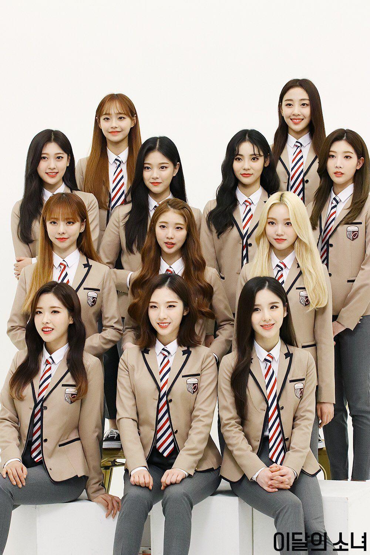 South korean girls pics