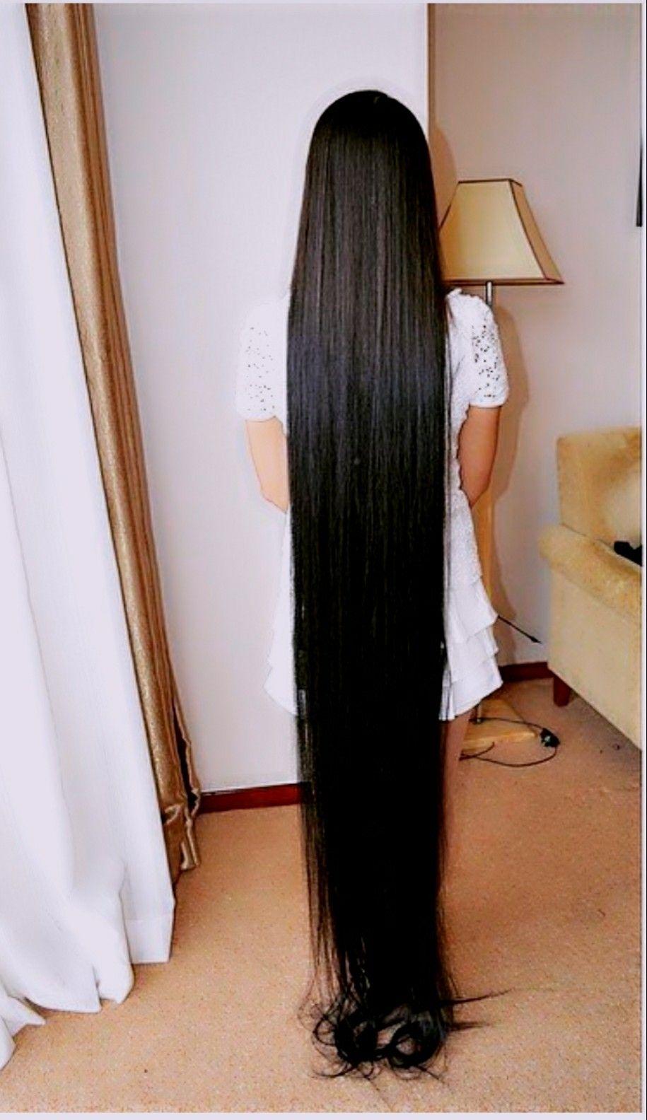 Lange haare extrem Langhaarfrisuren: 46