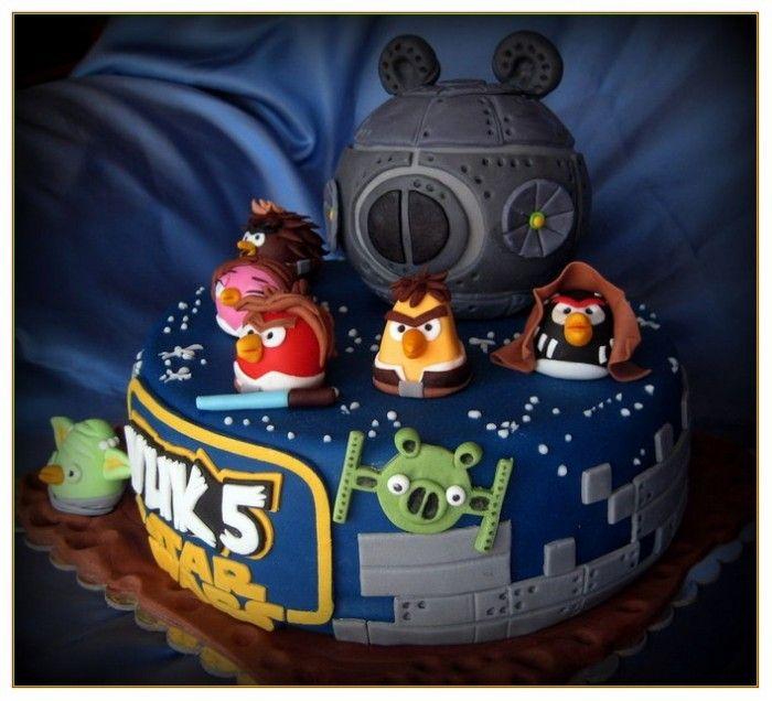 cake birthday fun birthday cakes birthday ideas star wars cake toppers ...