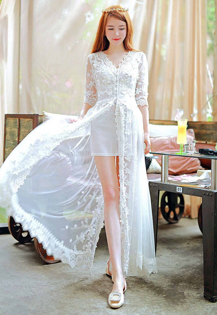 Twinset white lace dress lace fashion pinterest white lace