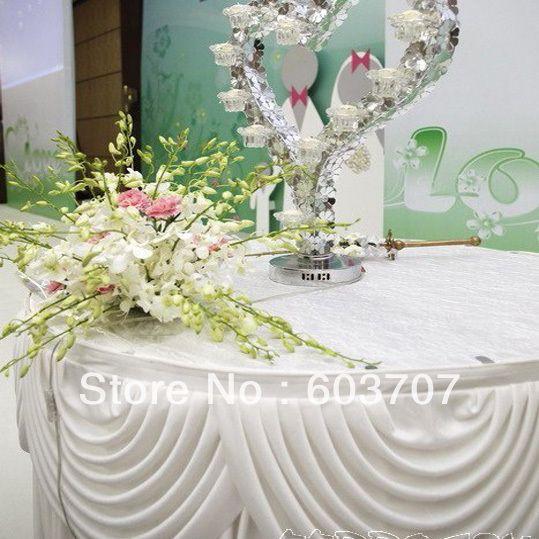 """Barato 22FT * 29 """" White tabela rodapé com Velcro, Compro Qualidade Saia de mesa diretamente de fornecedores da China:     Bem-vindo à nossa loja!           bem-vindo a verificar com o rodapé da tabela           1) tecido: brilho rosa knit"""