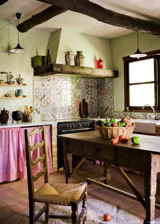Pin De Gloria Lopez En Casas De Campo En 2020 Decoracion Rustica