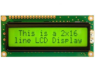 eLearning: HOW 16x2 ALPHANUMERIC LCD WORKS ?