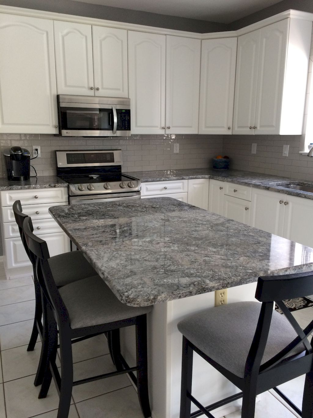 30 Dreamiest Granite Dining Table Ideas With Images Granite