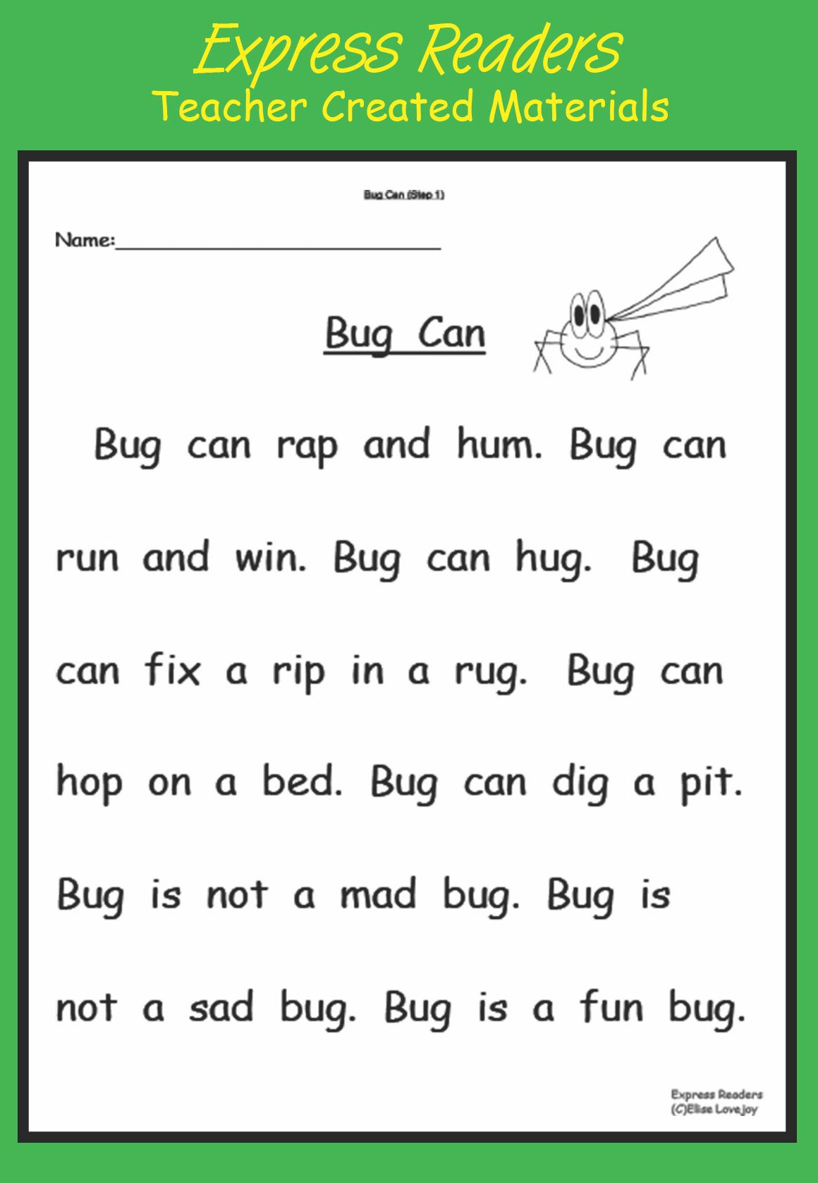 Free Cvc Word Short Story Phonics Reading Passages Reading Cvc Words Reading Comprehension Kindergarten [ 1676 x 1160 Pixel ]