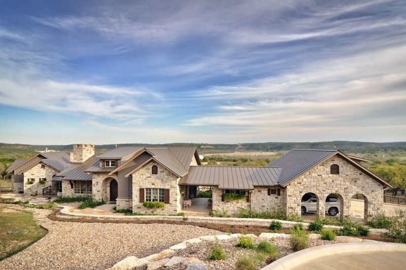hill country home designs. Country Home Design  The Hill Dream Designoursign hill country house plans open garage sandstone roof outdoor area