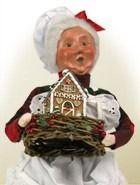 Baking Mrs. Claus
