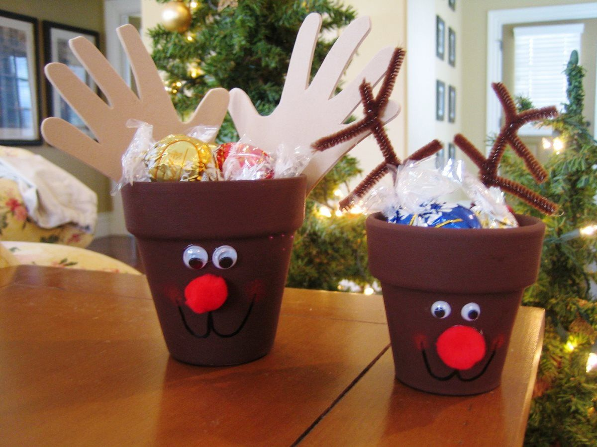 Lovely Easy Craft Gift Ideas For Christmas Part - 7: Christmas Craft Ideas 2014