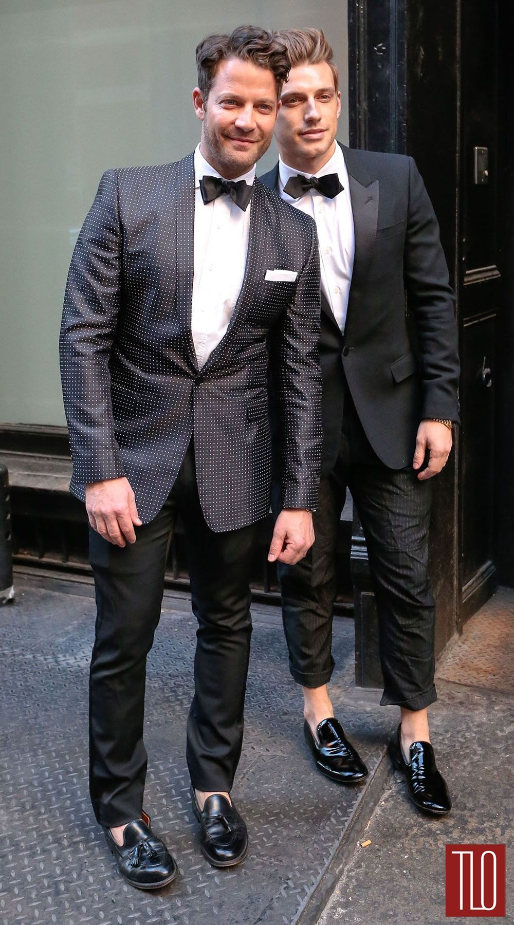 Nate Berkus And Jeremiah Brent In Nyc Jeremiah Brent Nate And