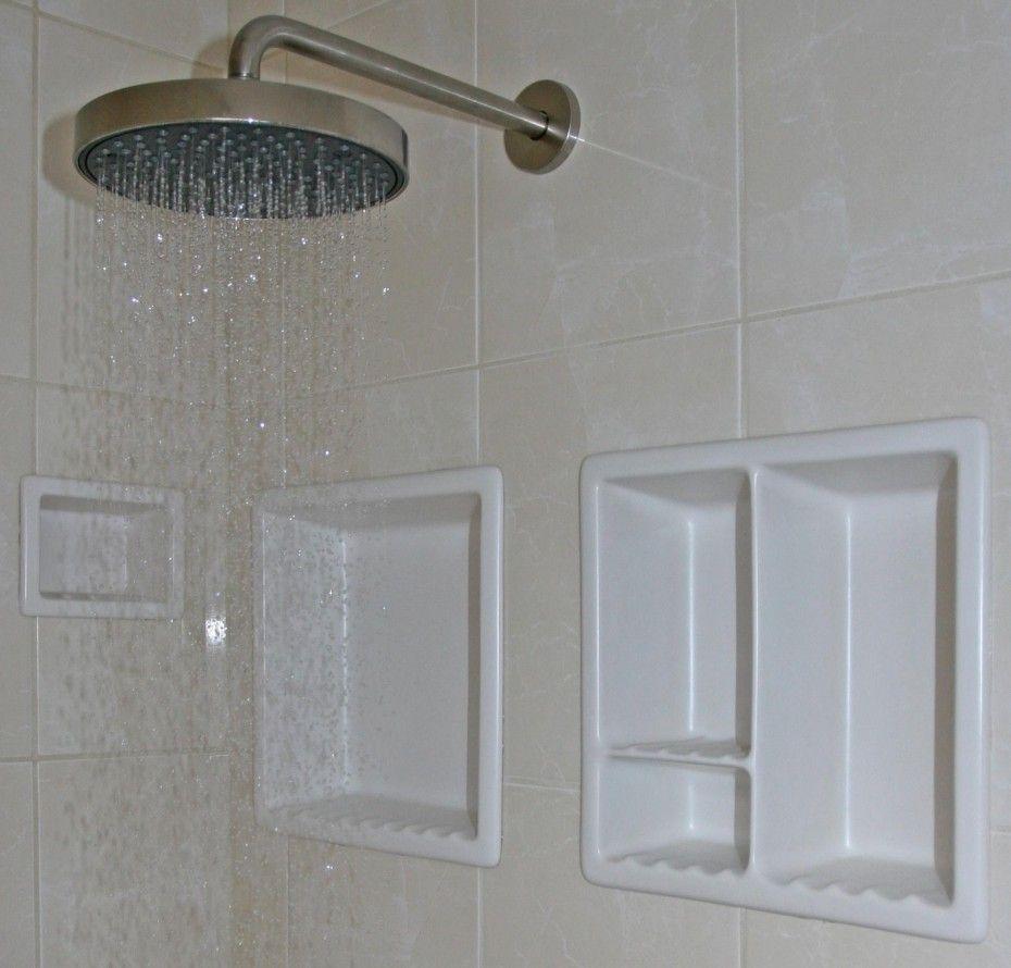 Recessed Shelves Bathroom Bathroom Inspiration Contemporary Shower Niche Recessed Shelves