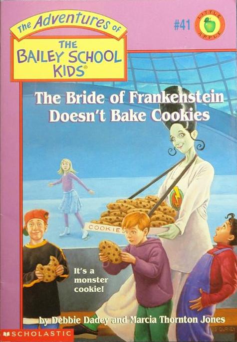 The Adventures Of The Bailey School Kids 90s 00s Memories