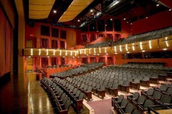Alexander Kasser Theater Montclair State University Montclair University Dorms