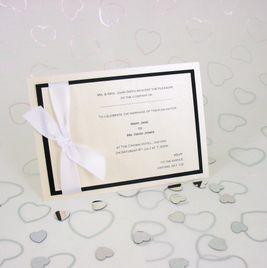 Elegance Wedding Invitation