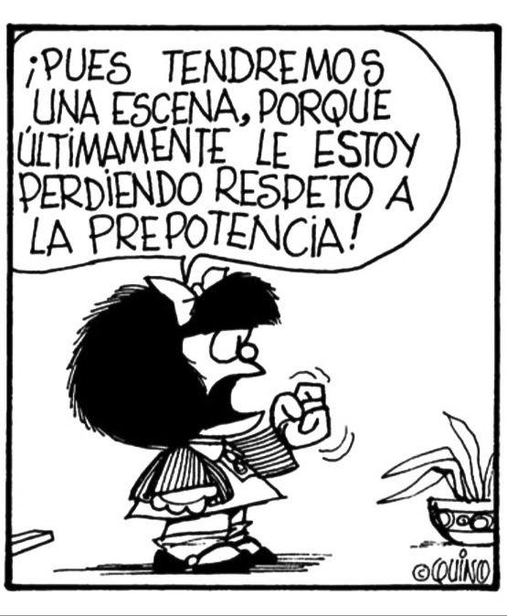 Resultado de imagen para mafalda compasión