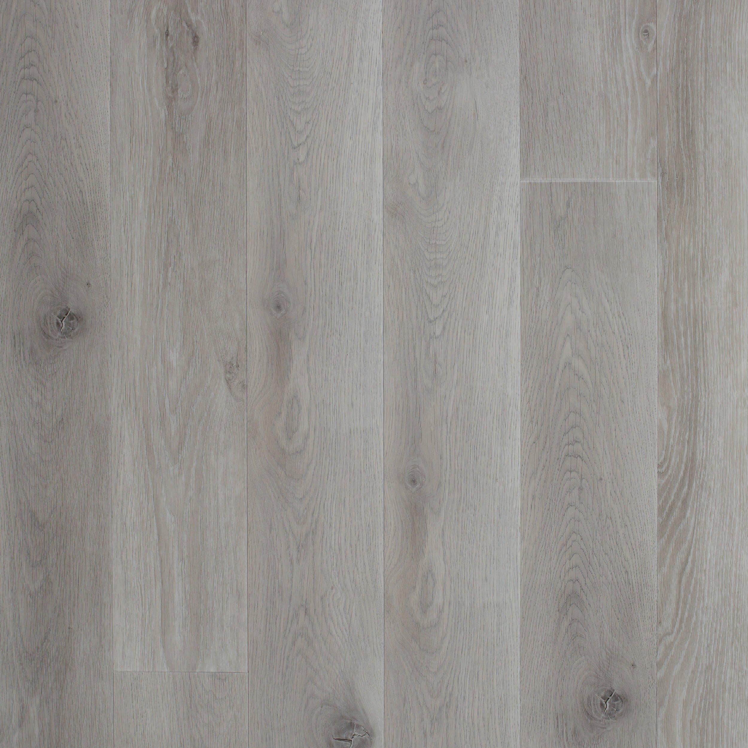 Gray High Gloss Rigid Core Luxury Vinyl Plank Cork Back Luxury Vinyl Plank Vinyl Plank Waterproof Flooring