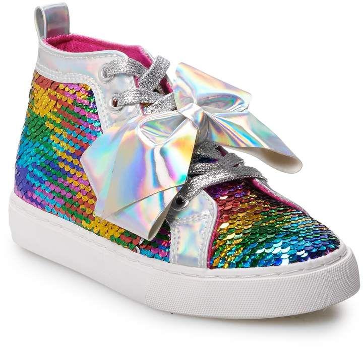 JoJo Siwa Rainbow Sequin Girls' High