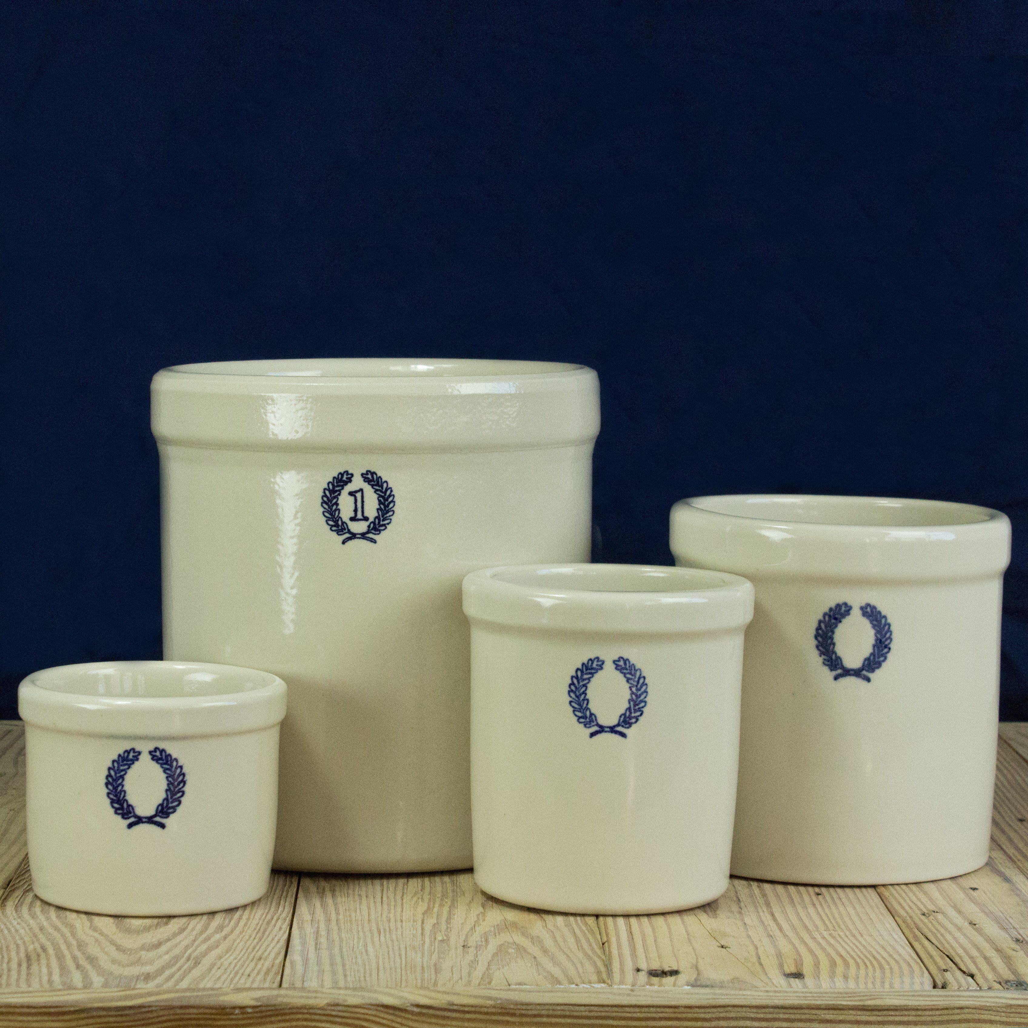 Laurel Crock Farmhouse pottery, Pottery, Modern