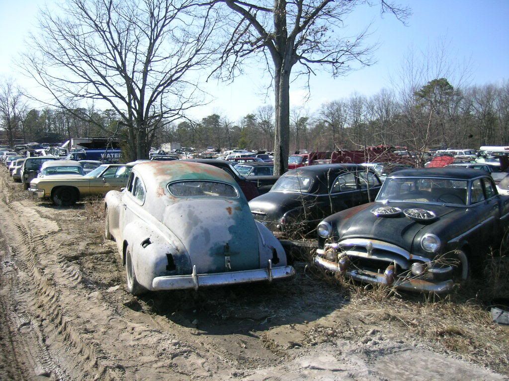 junk classic cars | Pictures of Old abandoned cars and Junk you have ...