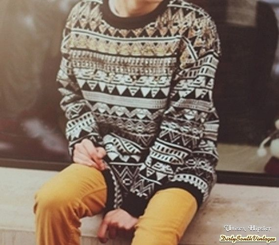 625da450bfea Vintage Inspired! Mystery Pattern Sweaters