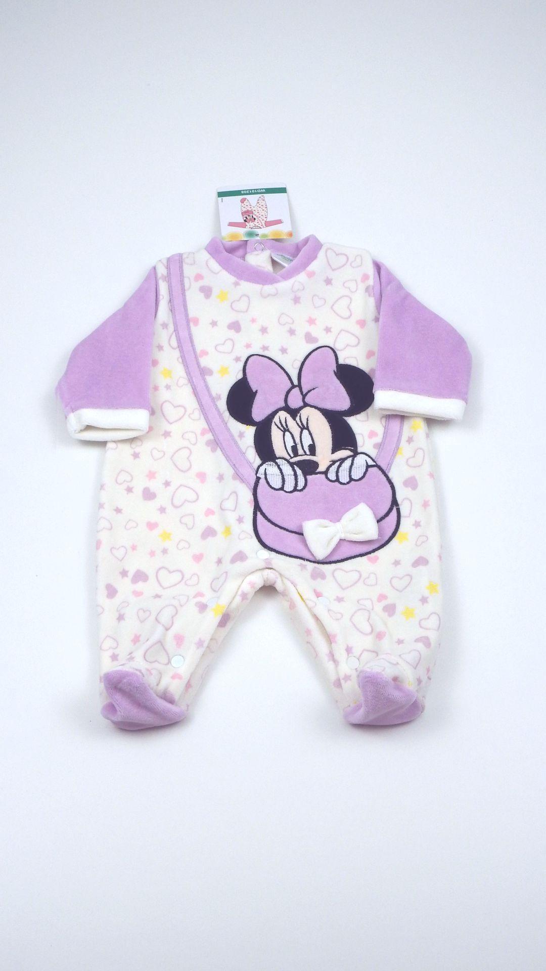 nuove varietà qualità stabile New York Tutina Dinsey 1012082 Tutina neonata Disney originale aperta ...