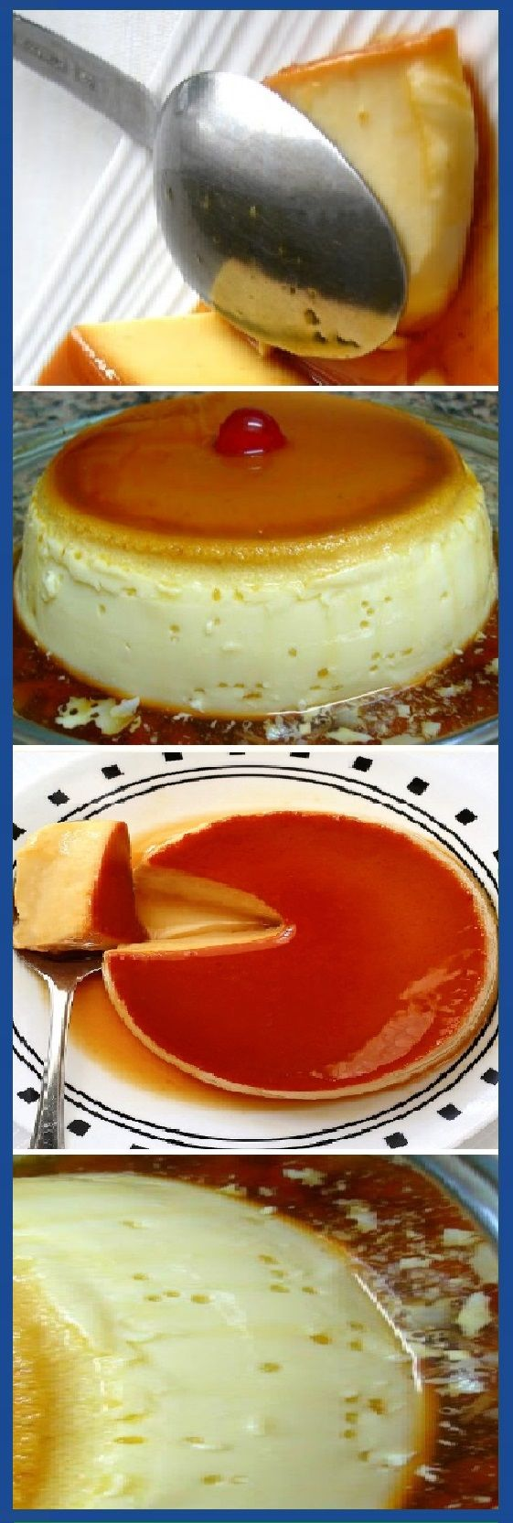 FLAN express en 4 minutos y 3 ingredientes Te atreves
