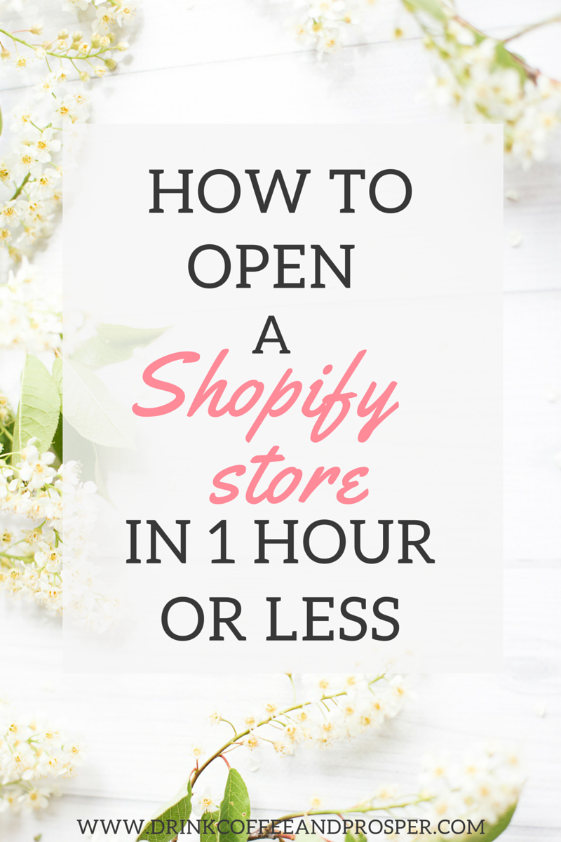 STARTING A PROFITABLE ONLINE STORE | Shop, Business and Craft business