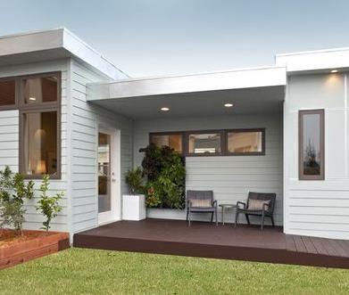 Casa de 50 metros cuadrados planos de casas peque as for Casa minimalista de 40 metros cuadrados