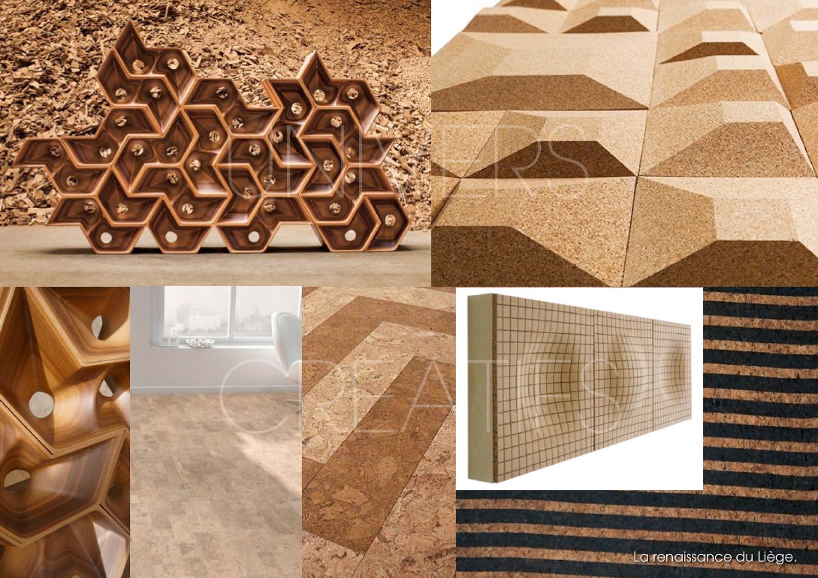 univers creatifs la renaissance du li ge 5 wood. Black Bedroom Furniture Sets. Home Design Ideas