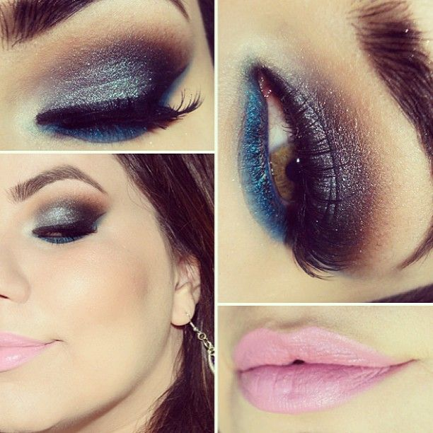 Id e maquillage nouvel an beaut pinterest id e maquillage maquillage et beaut - Maquillage nouvel an ...