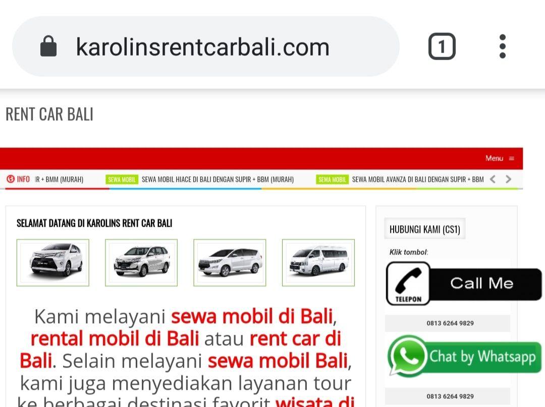 Bayu Pradana Site Jasa Website Dan Jasa Seo Bali Di 2020 Bali Penyewaan Website