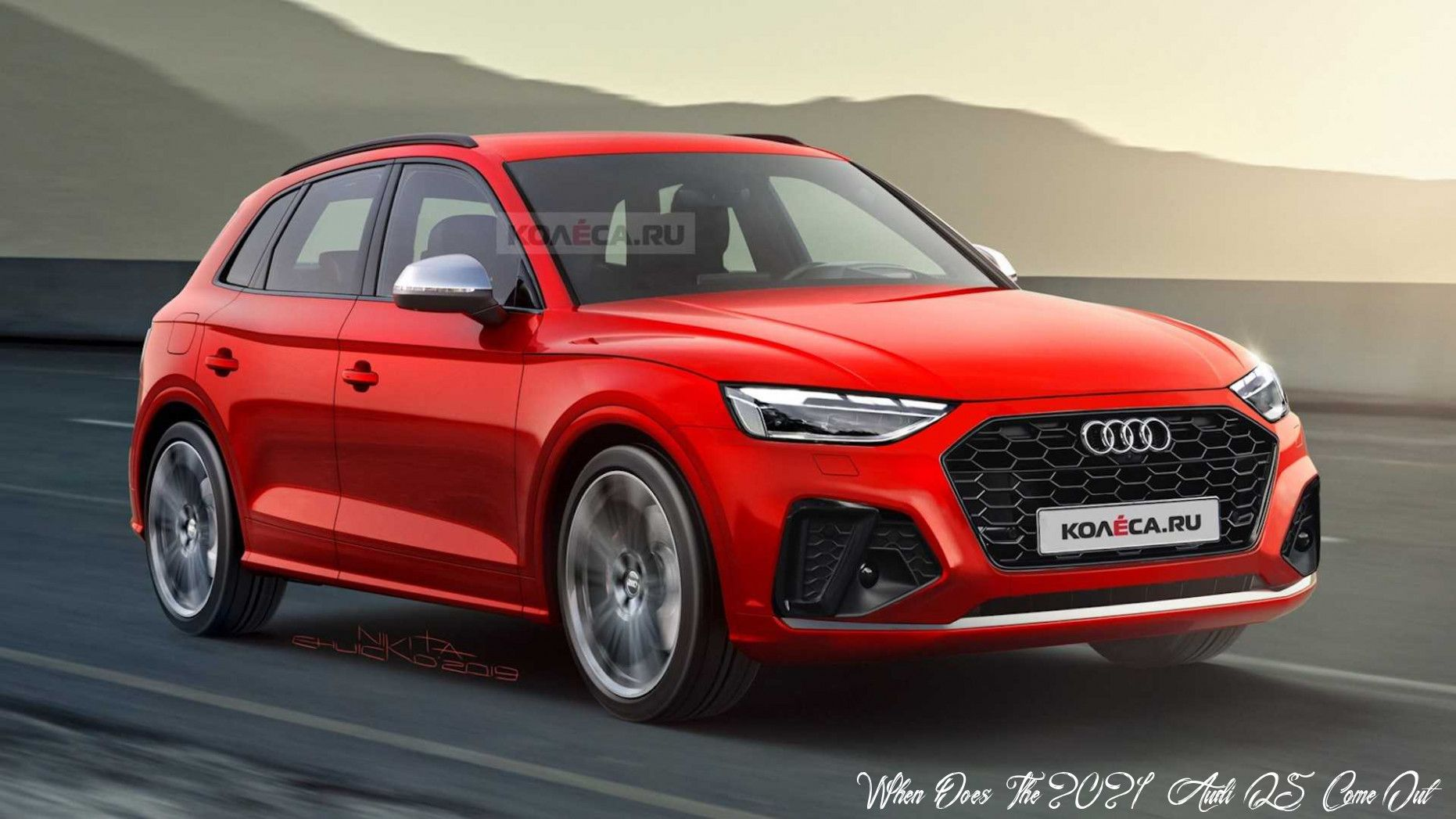when does the 2021 audi q5 come out redesign and review in