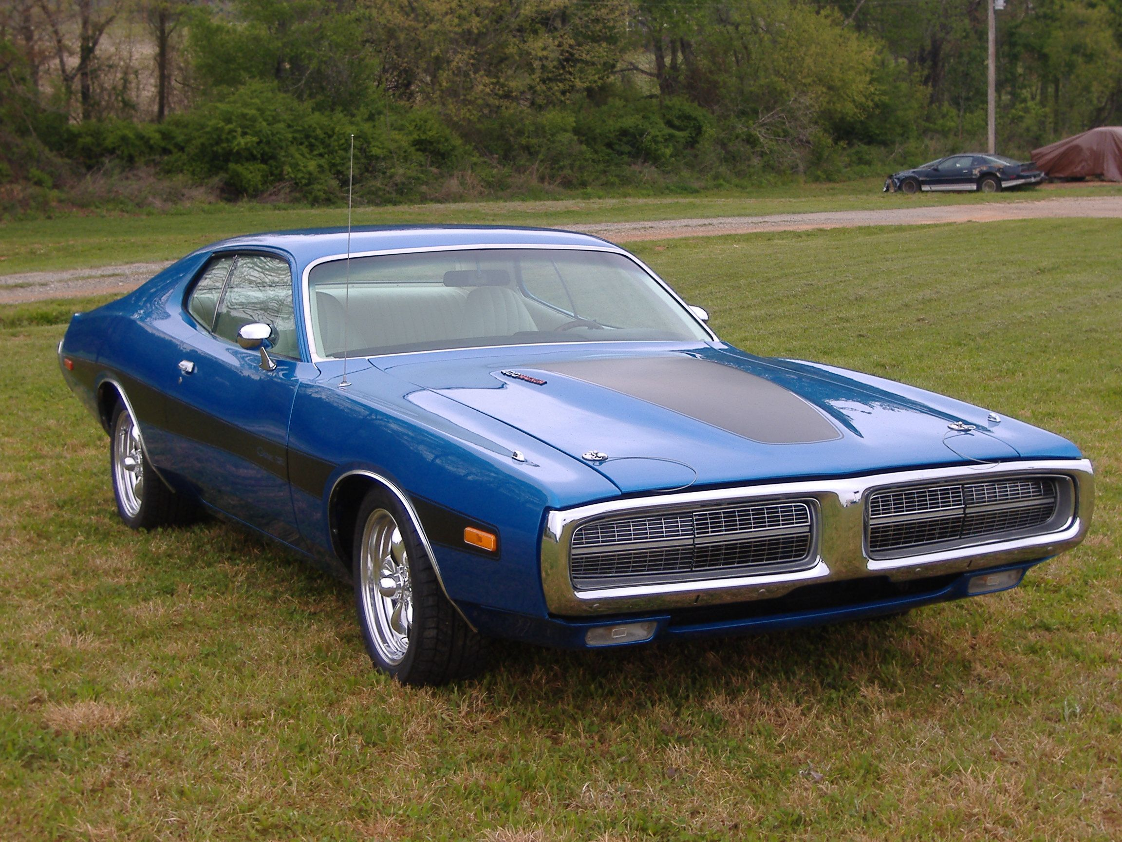 1973 Dodge Charger | 1973 Dodge Charger 2 door hardtop