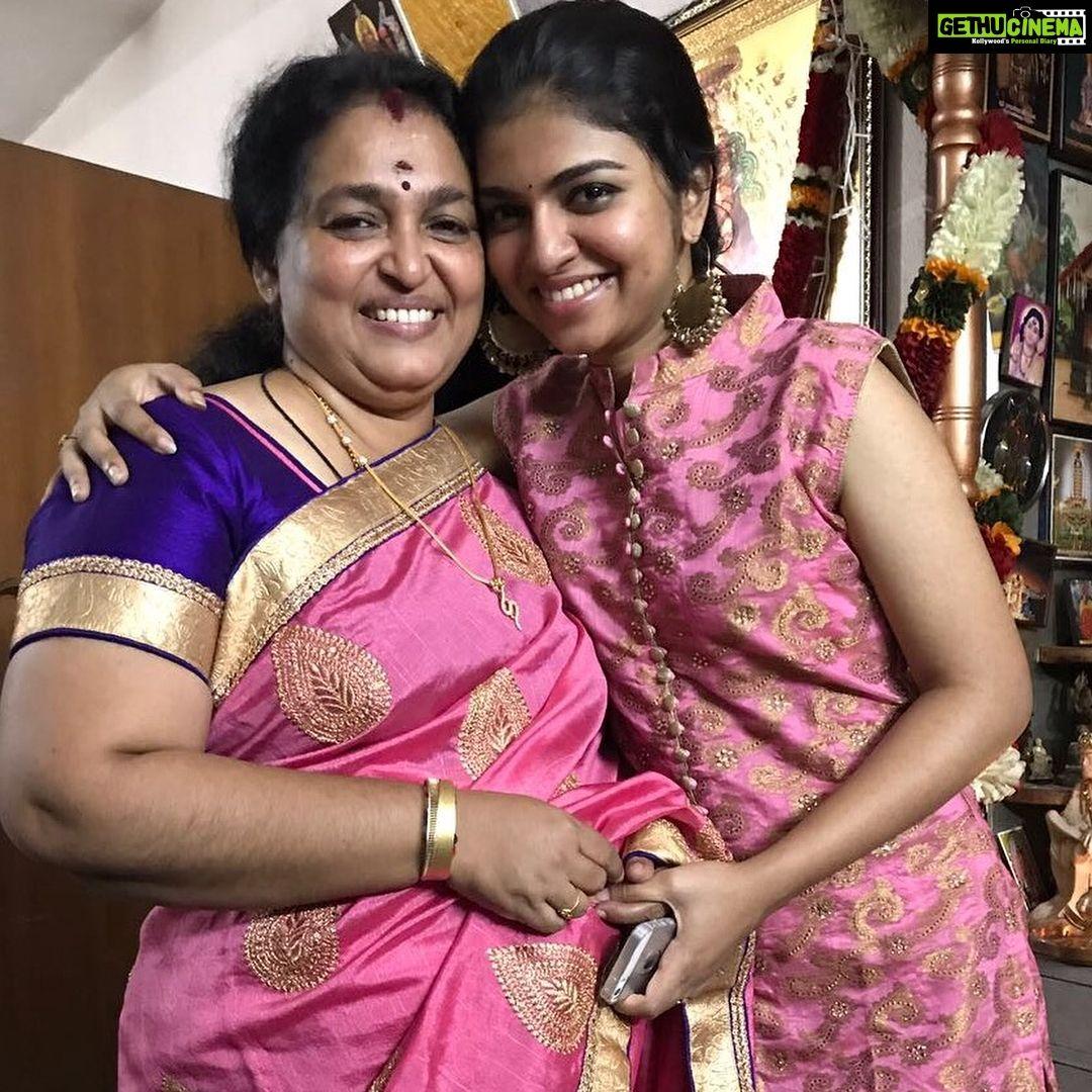 Actress & Dubbing Artist Raveena Ravi 2018 Latest Cute HD Gallery