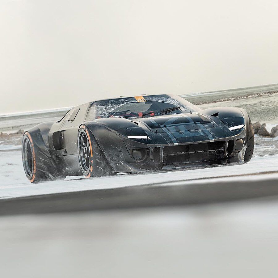 Al Yasid Oozeear Pa Instagram Do You Think The New Ford Gt Can