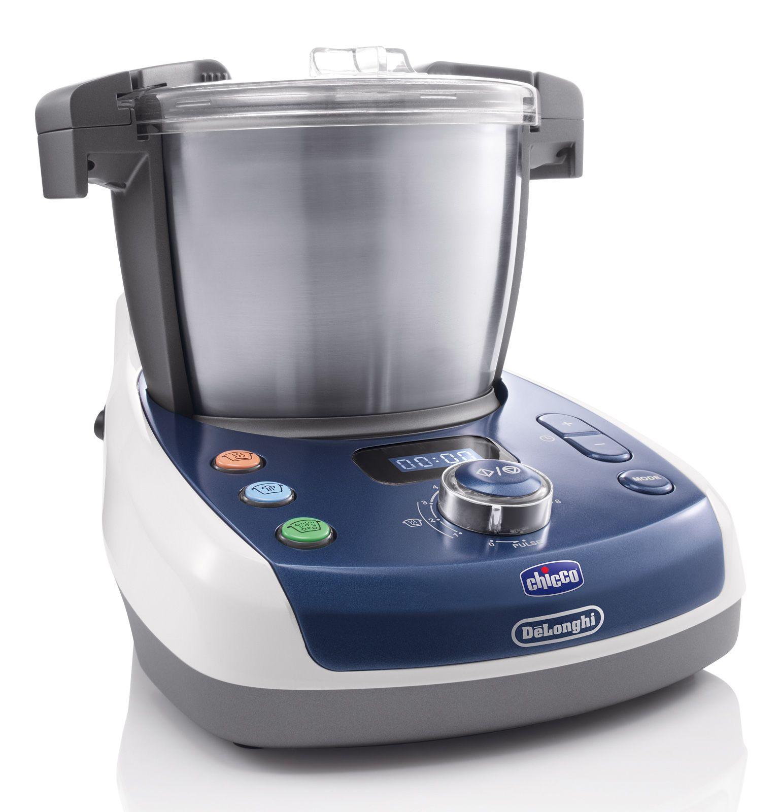 r il robot da utilizzare anche per cucinare la