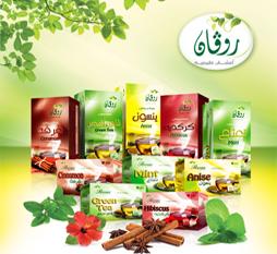 شركة روفان للاعشاب أعشاب طبيعية شاي أعشاب