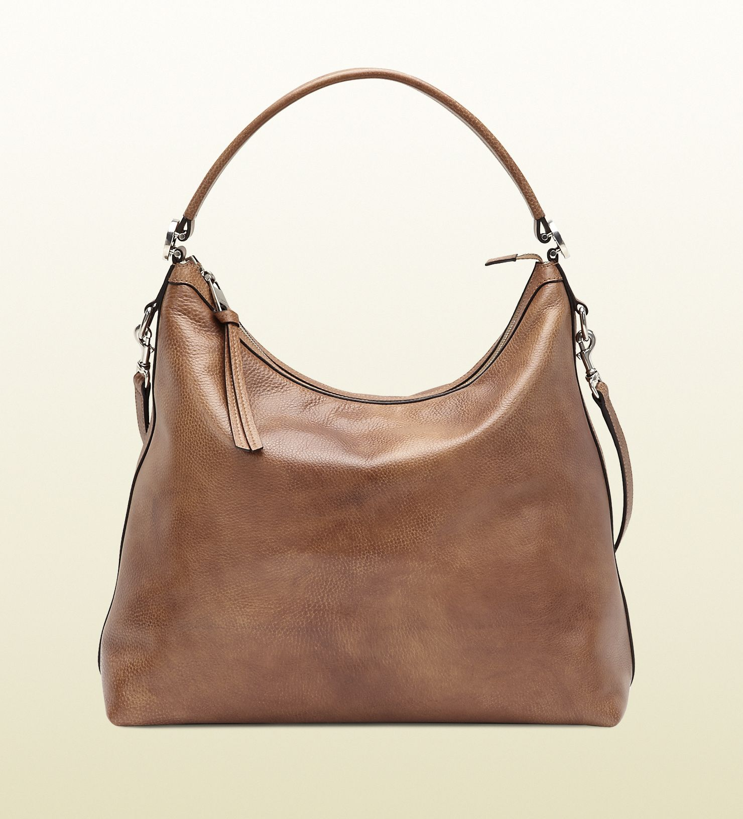 Gucci bag: miss GG cuir leather hobo