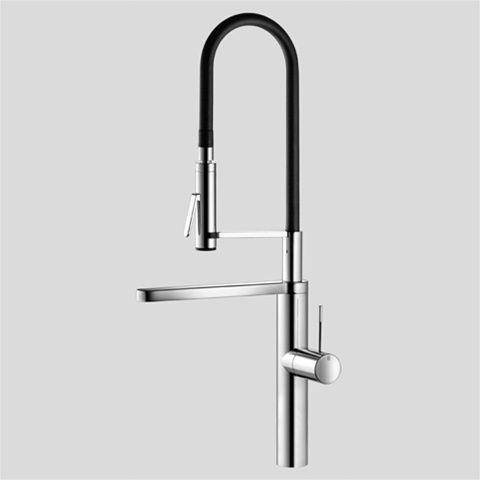 Kwc 10 151 423 000 Ono Single Handle Highflex Kitchen Faucet