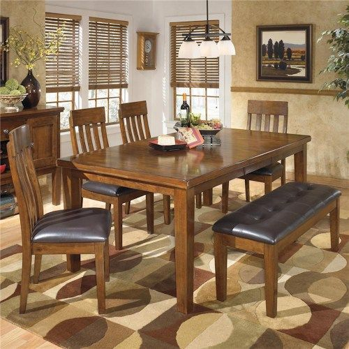 Ashley Furniture Ralene Dining Table Set D594  Dining Room Fascinating Ashley Dining Room Table Set Design Ideas