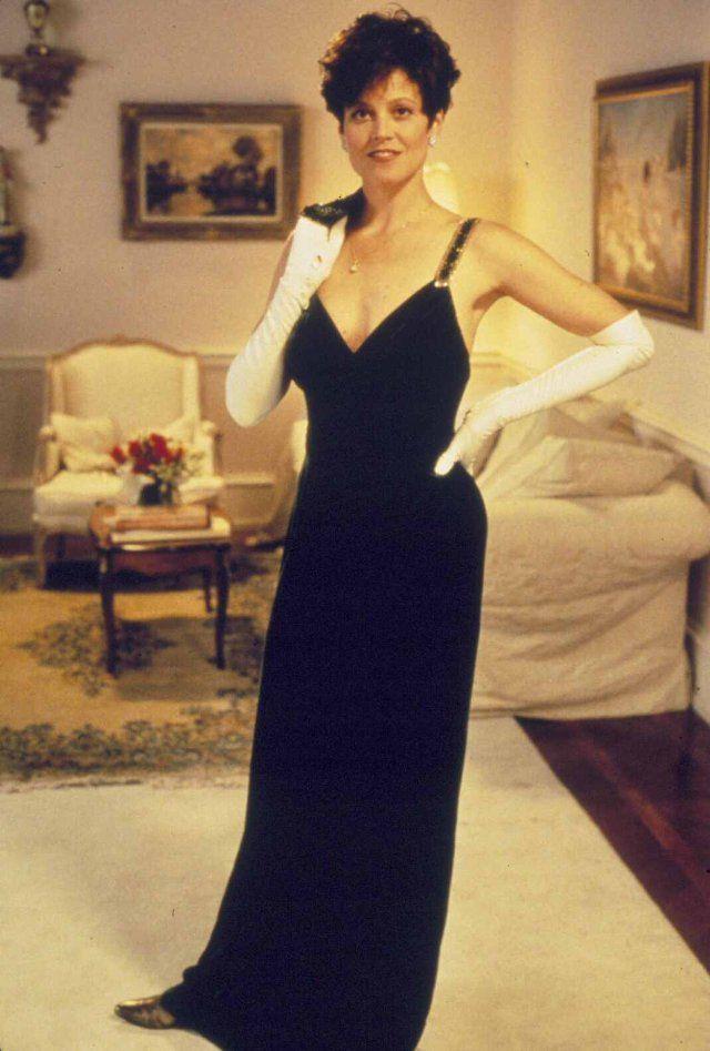 Sigourney Weaver in Dave   Classic Movie Fashion Moments ...